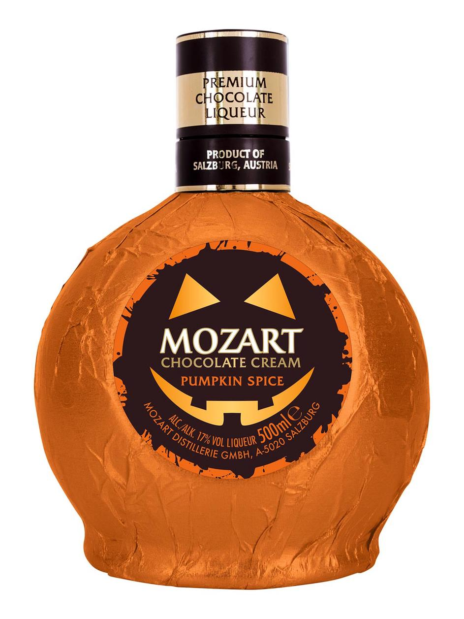 Mozart Chocolate Cream Pumpkin Spice 17% 0.5L | Frankfurt Airport Online  Shopping