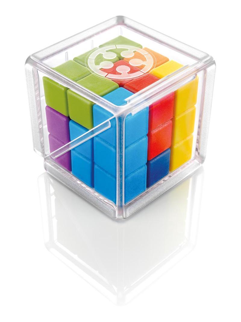 Smart Games, Cube Puzzler, CUBE PUZZLER GO 42643d5c713df053