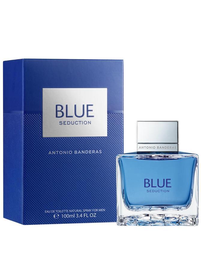Antonio Banderas Electric Blue Seduction Eau De Toilette Spray